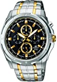 Casio Edifice Chronograph Black Dial Men's Watch - EF-328SG-1AVDF (ED377)