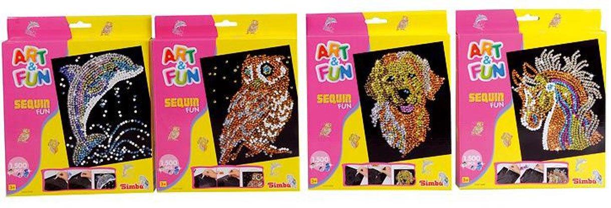 Simba Art and Fun Sequin Fun