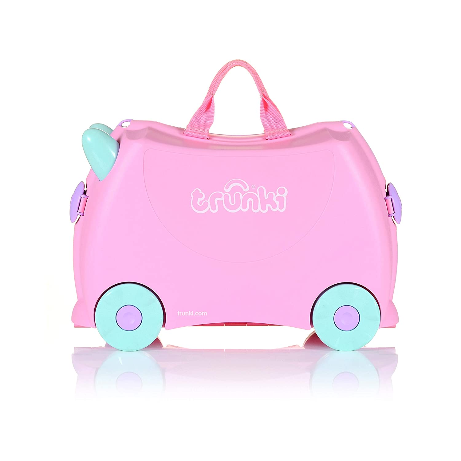 Trunki 10110 - Equipaje infantil, 18 liters, color rosa: Amazon.es: Equipaje