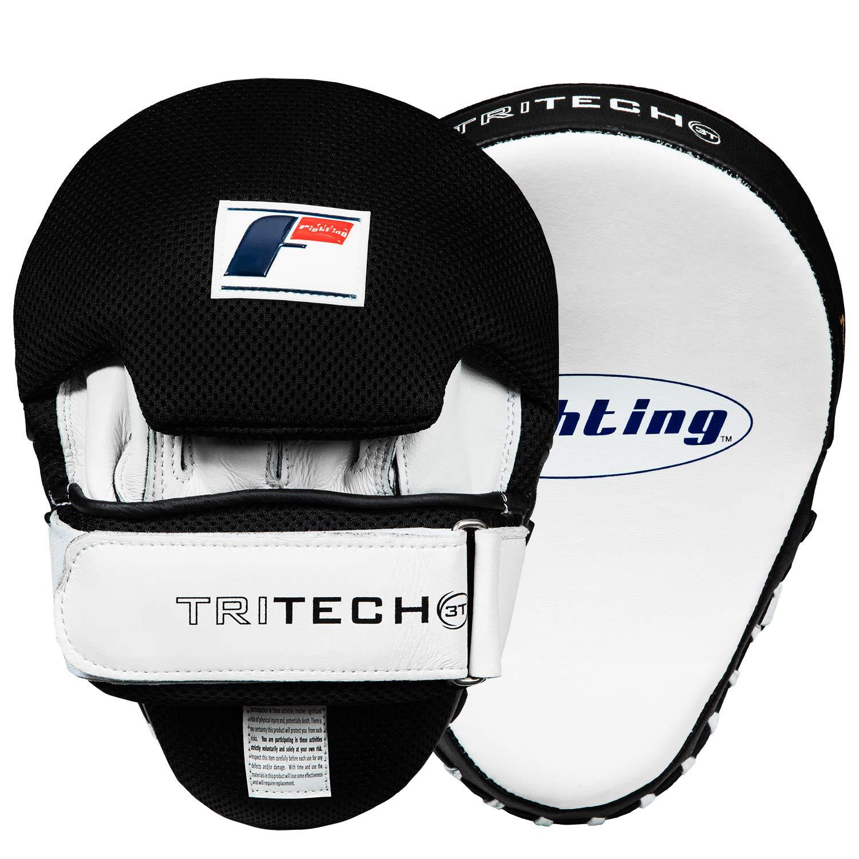 予約販売 Fighting B002XOCV4O Fighting Sports tri-tech Sports Curved Mitts ホワイト/ブラック B002XOCV4O, Detailsbymonosapiens:17427456 --- a0267596.xsph.ru