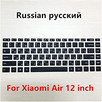 Funda Protectora para Teclado espa/ñol para Xiaomi Mi Notebook Pro 15 2//Mi Gaming Laptop//Mi Notebook 15.6 Lite Mi Notebook 15 Lite
