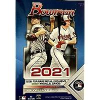 2021 Topps Bowman Baseball Blaster Box (72 cards/box) photo