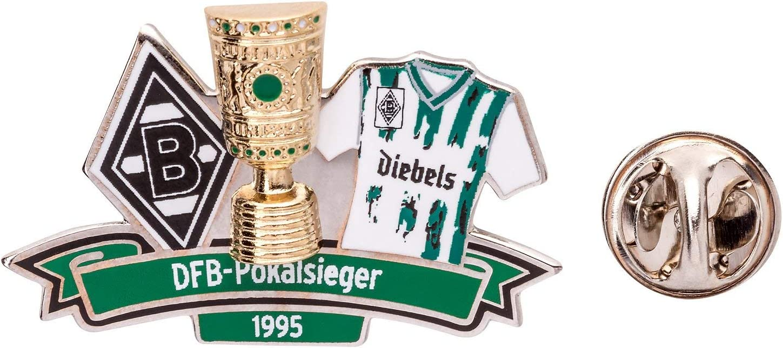 """Borussia Mönchengladbach Pin /""""Deutscher Meister 1976/"""""""