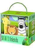Bendon Publishing Kathy Ireland Safari Friends Blocky Book Box Set (1 Pack) by Bendon Inc.