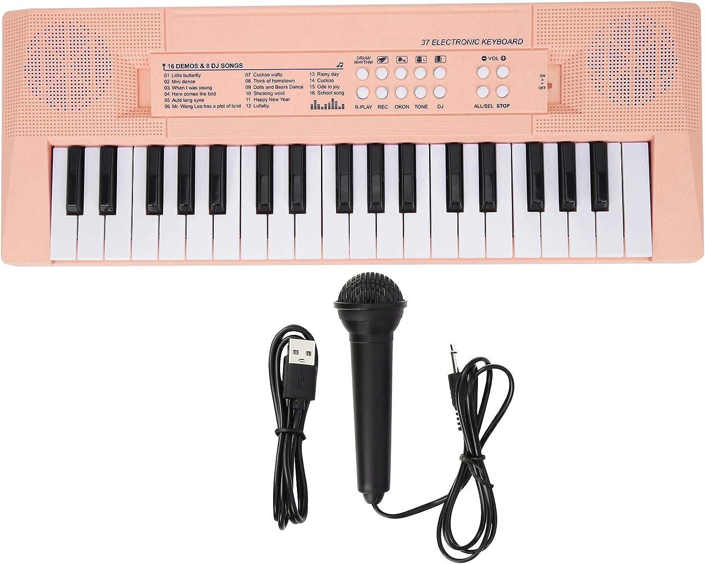Teclado eléctrico, teclado musical El piano eléctrico con 37 ...