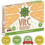 La vitamina C con Leuzea y el extracto de Ginseng Panax - 200 mg x 30