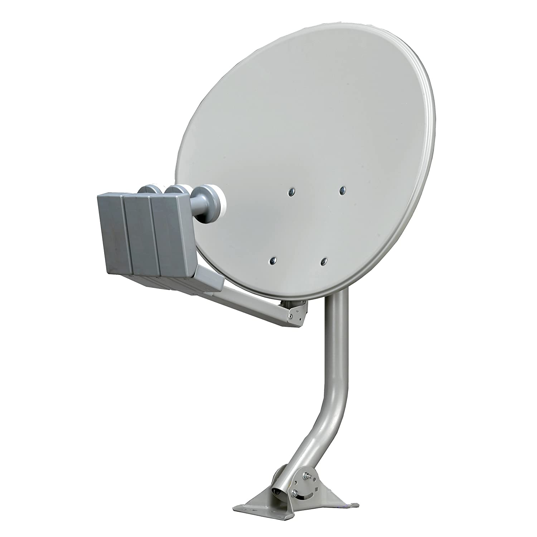 Digiwave 24-Inch Elliptical Satellite Dish (DWDRU46E)