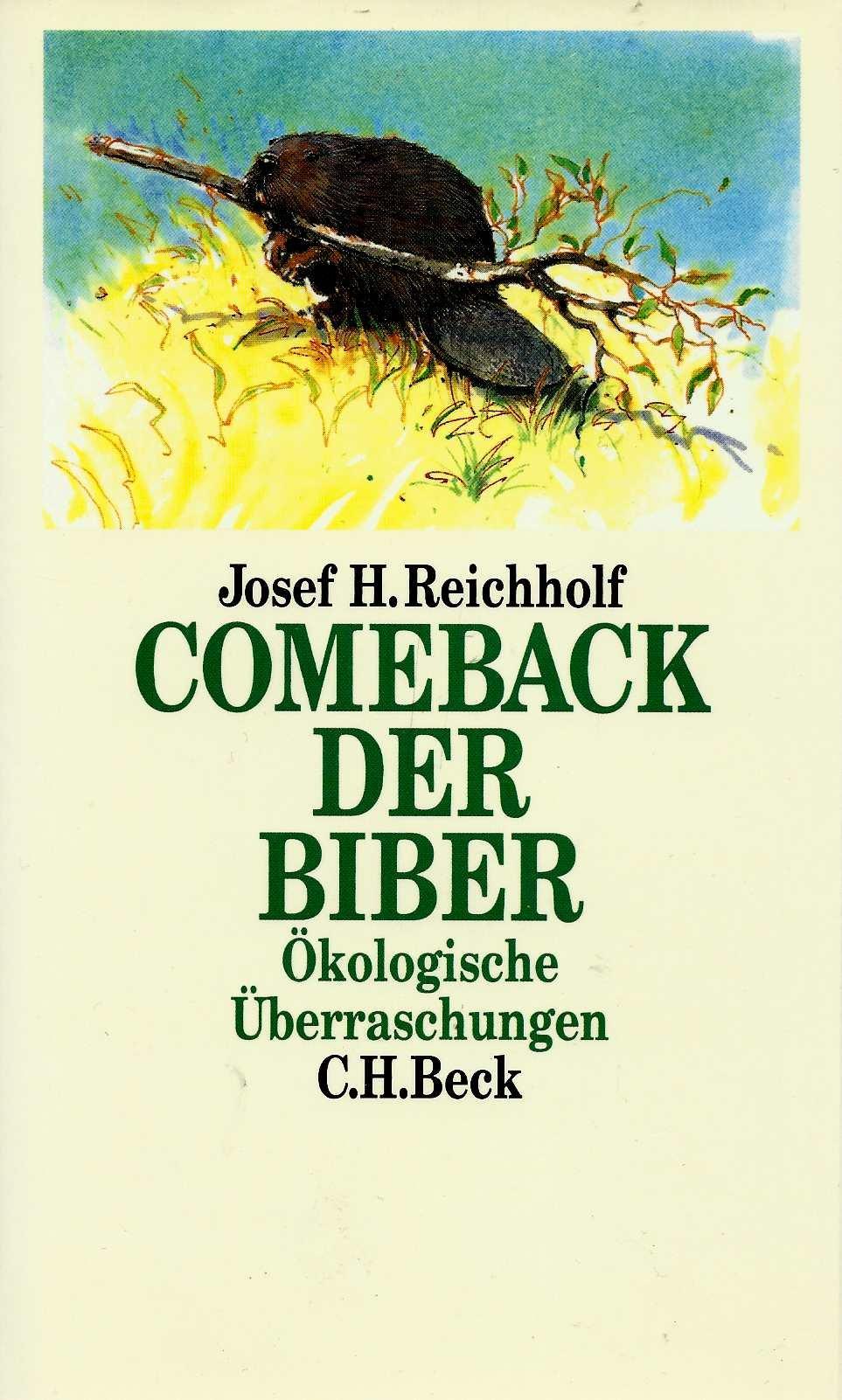 Comeback der Biber