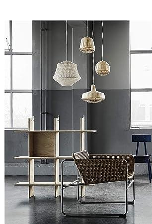 Ikea Lámpara de Techo, Color Natural/Beige de bambú es de ...