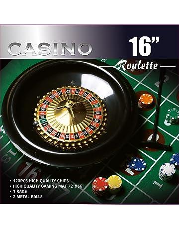 Roulette Sets Amazon Com Roulette Wheels Equipment