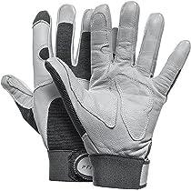 Schnittschutz Arbeitshandschuhe Montage Handschuh XL aus Ziegenleder