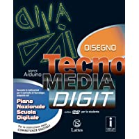 Tecnomedia digit. Disegno-Settori produttivi-Mi preparo per l'interrogazione. Per la Scuola media. Con CD-ROM. Con DVD-ROM. Con e-book. Con espansione online