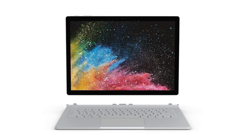マイクロソフト Surface Book 2 [サーフェス ブック 2 ノートパソコン] Office Home and Business 2019 / 13.5 インチ PixelSense ディスプレイ / Core i5 / 8GB / 256GB GPU搭載 HMW-00035   B07MNLFN4P