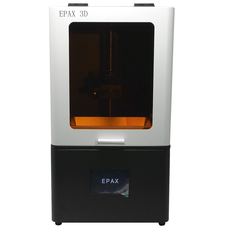 EPAX X1-DJ Impresora 3D LCD UV de 5,5 pulgadas, ventana naranja y ...