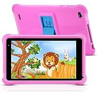 Tablet qunyiCO Android 10.0 GO, para niños, 7 Pulgadas 32GB Cámara WiFi 2GB RAM Pantalla táctil HD 1024 * 600 Funda a…