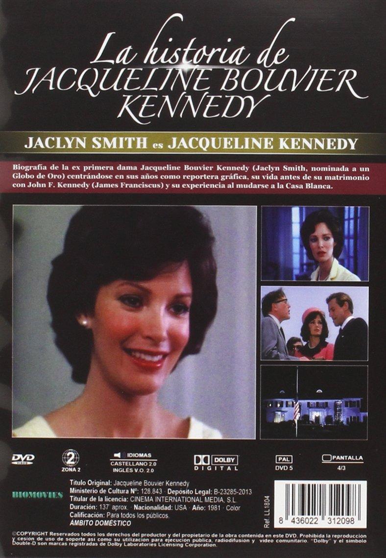Jacqueline Bouvier Kennedy 1981 - Official Region 2 PAL