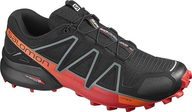 Salomon Speedcross 4, Zapatillas de Trail Running para Hombre: Amazon.es: Zapatos y complementos