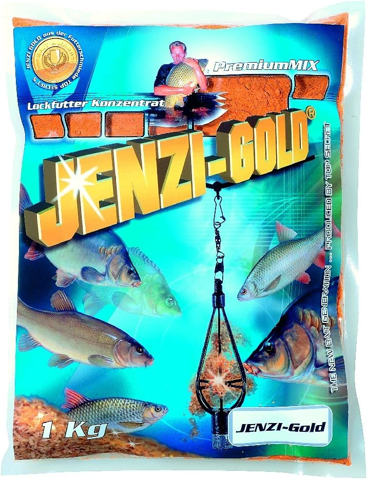 Jenzi Gold Lockfutterkonzentrat 1 Kg Stillwasse