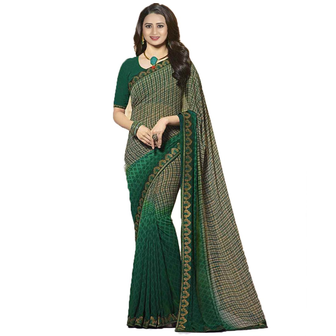 7c753d8a8bd Saree For Women Party Wear Half Sarees Offer Designer Below 500 Rupees  Latest Design Under 300 Combo Art Silk New Collection 2019 In Latest With  Designer ...