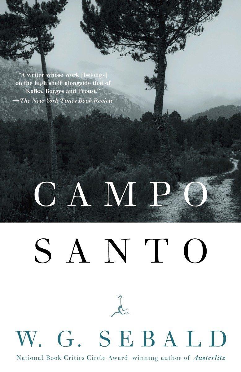 Campo Santo (Modern Library Paperbacks) pdf epub
