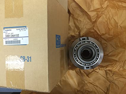 Genuine Subaru Center Differential Assm 1999-2014 Impreza Forester Legacy  Outback OEM