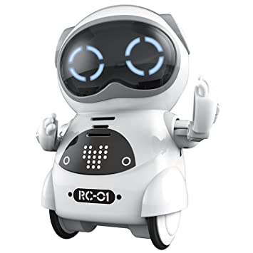 Mini De Robot Niñas Para esHomesupply Bolsillo Amazon Niños Y LVzMqUpGS