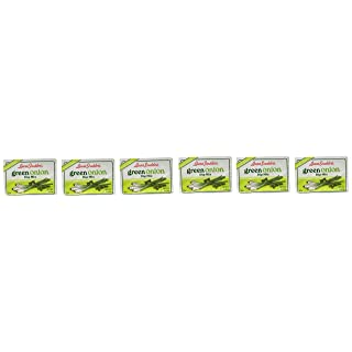 Laura Scudders Green Onion Dry Dip Mix, Great For Vegetables, Chips, Sauces and Seasoning (6)
