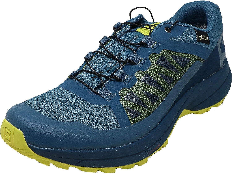 Salomon Mens Xa Elevate GTX Trail Running Shoes