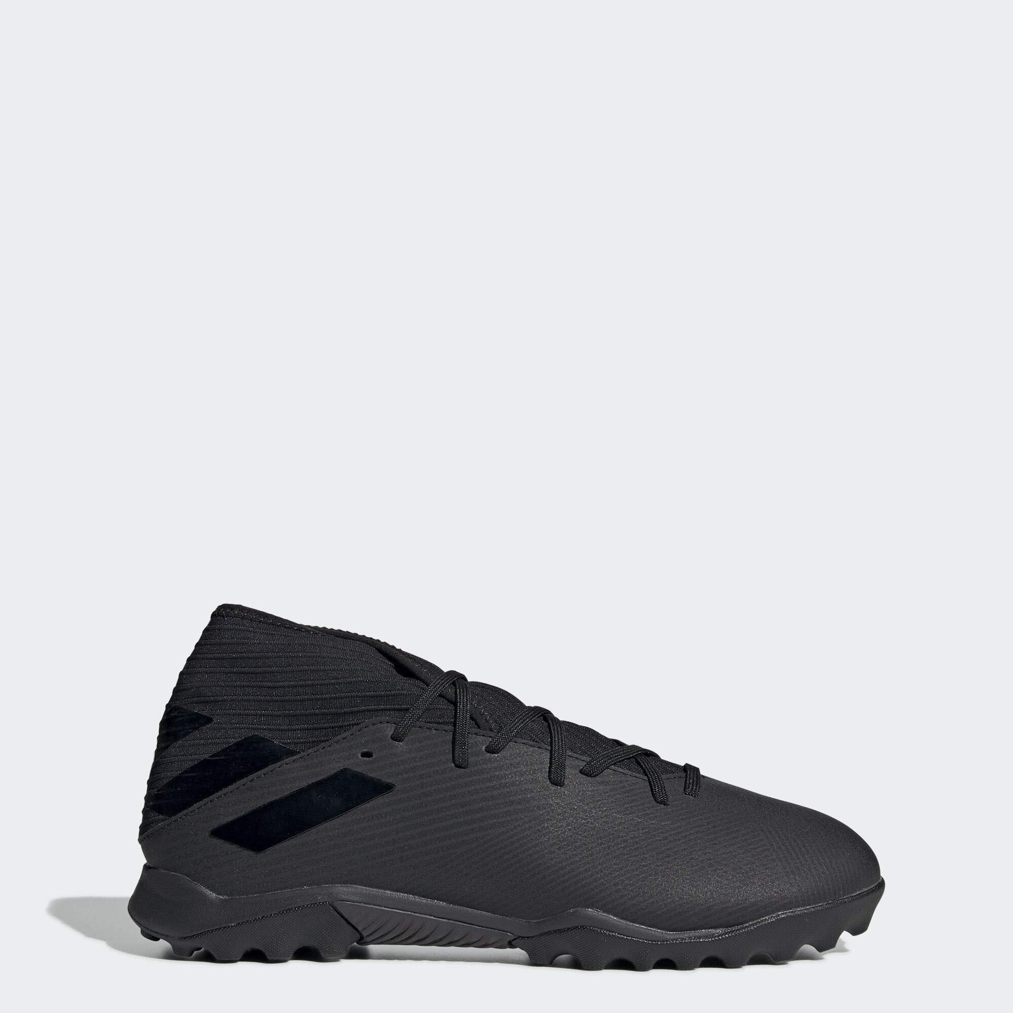 adidas Men's Nemeziz 19.3 Turf Soccer Shoe, Utility Black, 10.5 M US by adidas