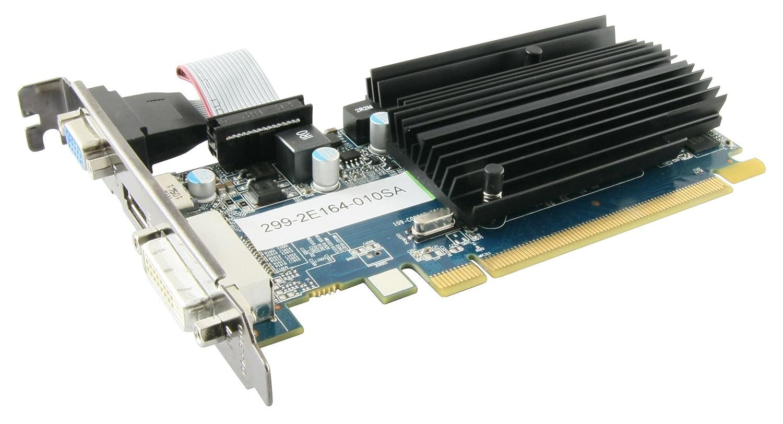 Sapphire 11190-02-20G AMD HD6450 1GB DDR3 Lite Retail PCI-E Graphics Card