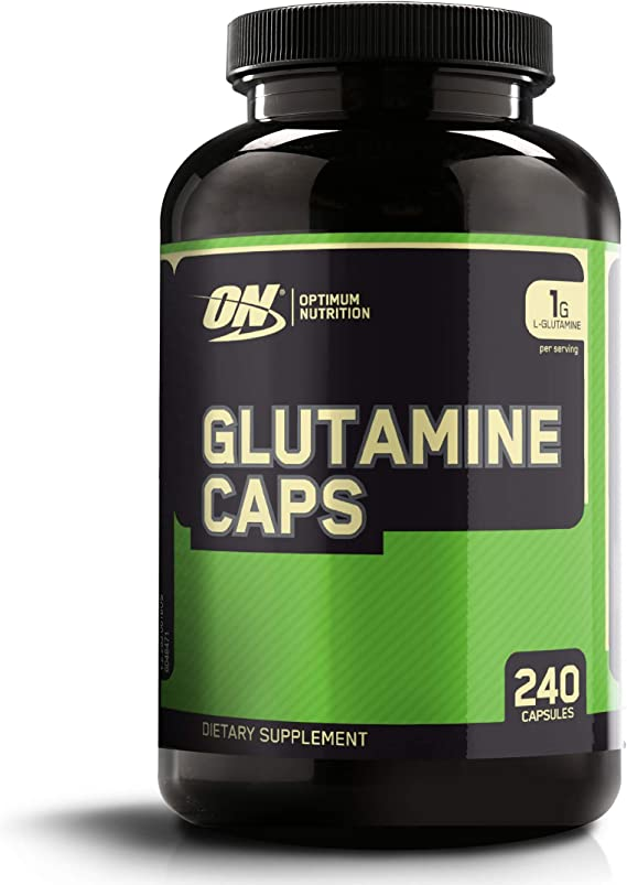 Amazon.com: Optimum Nutrition L-Glutamine Muscle Recovery Capsules, 1000mg, 240 Count (Package May Vary): Health & Personal Care