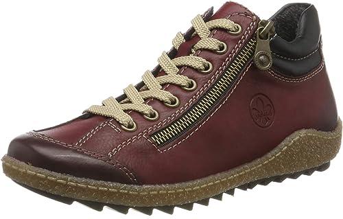 Rieker Damen L7516 Hohe Sneaker: : Schuhe & Handtaschen iByx7