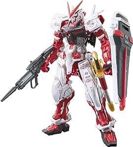 Bandai Hobby 1/144 RG Gundam Astray Red Frame Action Figure