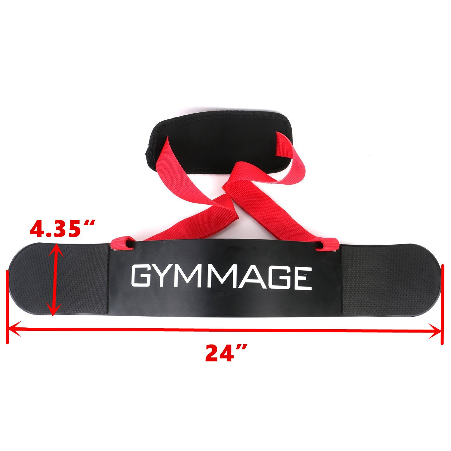 GYMMAGE Arm Blaster Biceps and Triceps Isolator Bomber Curl, Perfect