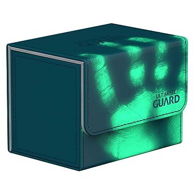 Sidewinder 80+ Standard Size Chromiaskin Radioactive - Petrolblau: Toys & Games