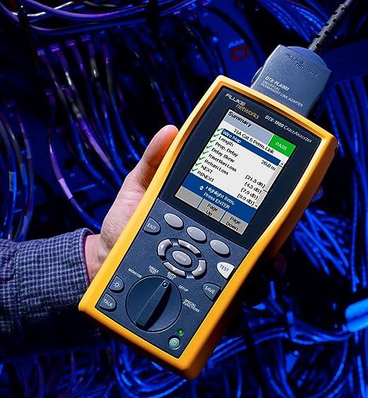FLUKE DTX 1800 DTX 1200 DTX LT FLUKE DTX-1800 DTX-1800MS Lcd screen display