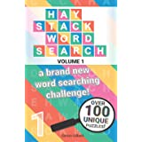 Haystack Word Search: A brand new word searching challenge! (Haystack Word Searches (standard print))