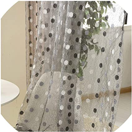 Lovely Orange Curtain Fabrics Bedroom Window Tulle Voile Kitchen Sheer Organza Curtains Doors For Living Room Curtain Drapes Grey W100cmxh230cm 1piece Rings Processing Amazon Co Uk Kitchen Home