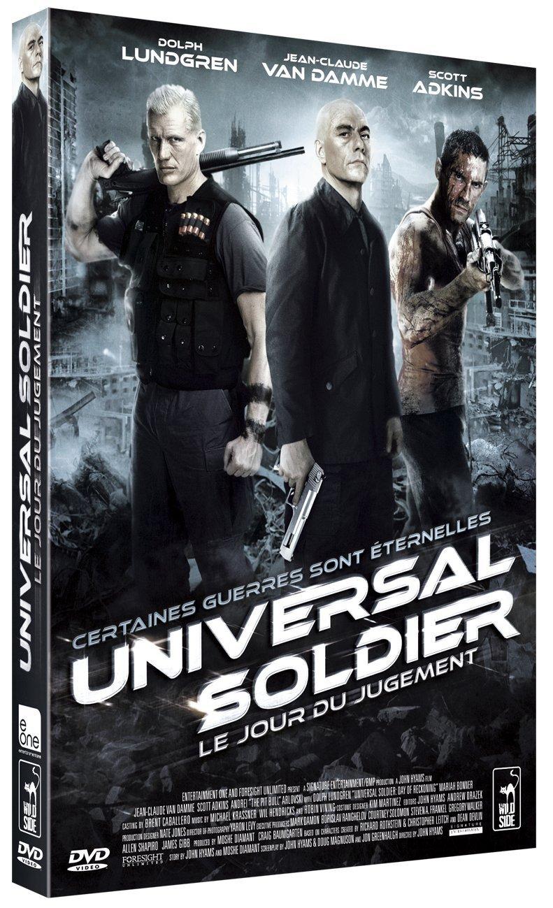 universal soldier le jour du jugement