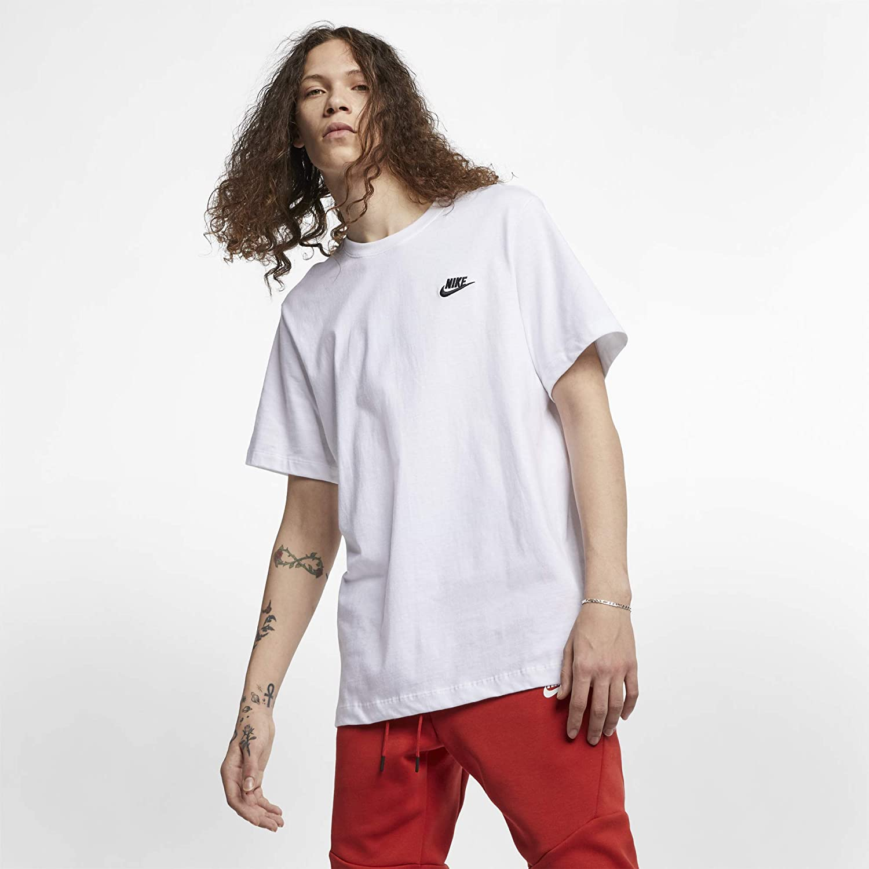 Nike Sportswear Club Mens Tshirt Uomo