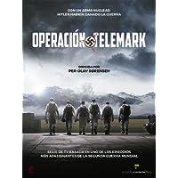 Operación Telemark [DVD]