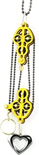 product image for Block and Tackle Pulley Heart Pendant 7005D