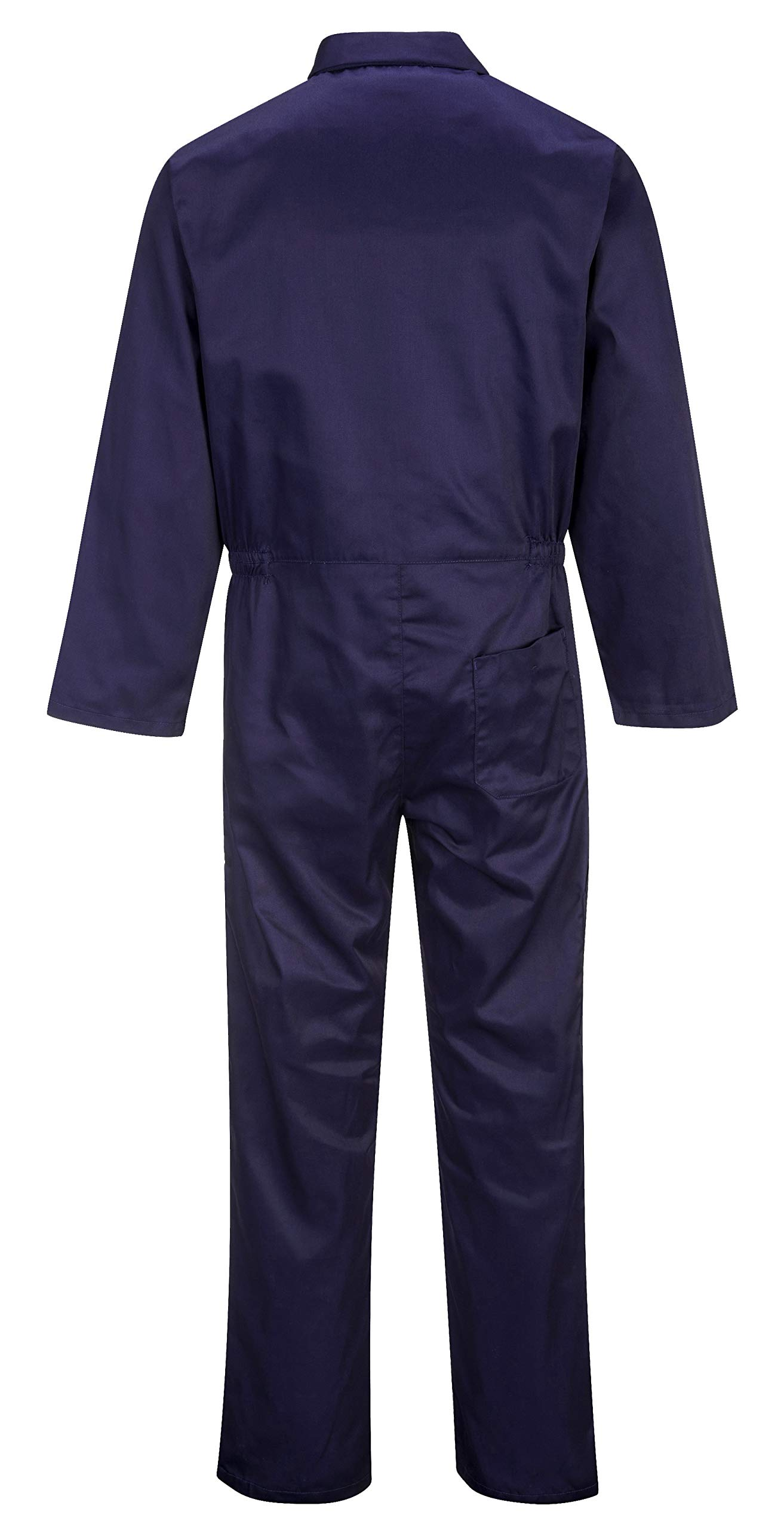 Portwest S999NARXXXL Euro Work Boilersuit, Fabric, 3X-Large, Navy by Portwest (Image #3)