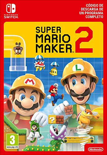 Super Mario Maker 2 | Switch Download Code: Amazon.es: Videojuegos