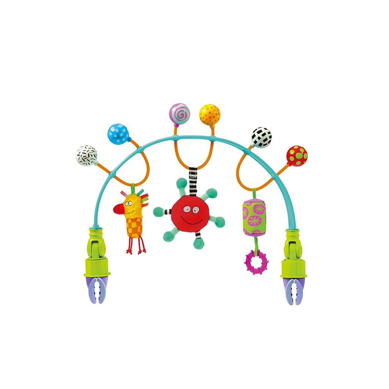 Taf Toys Flexi Arch Pram Toy BabyCenter TAF11485