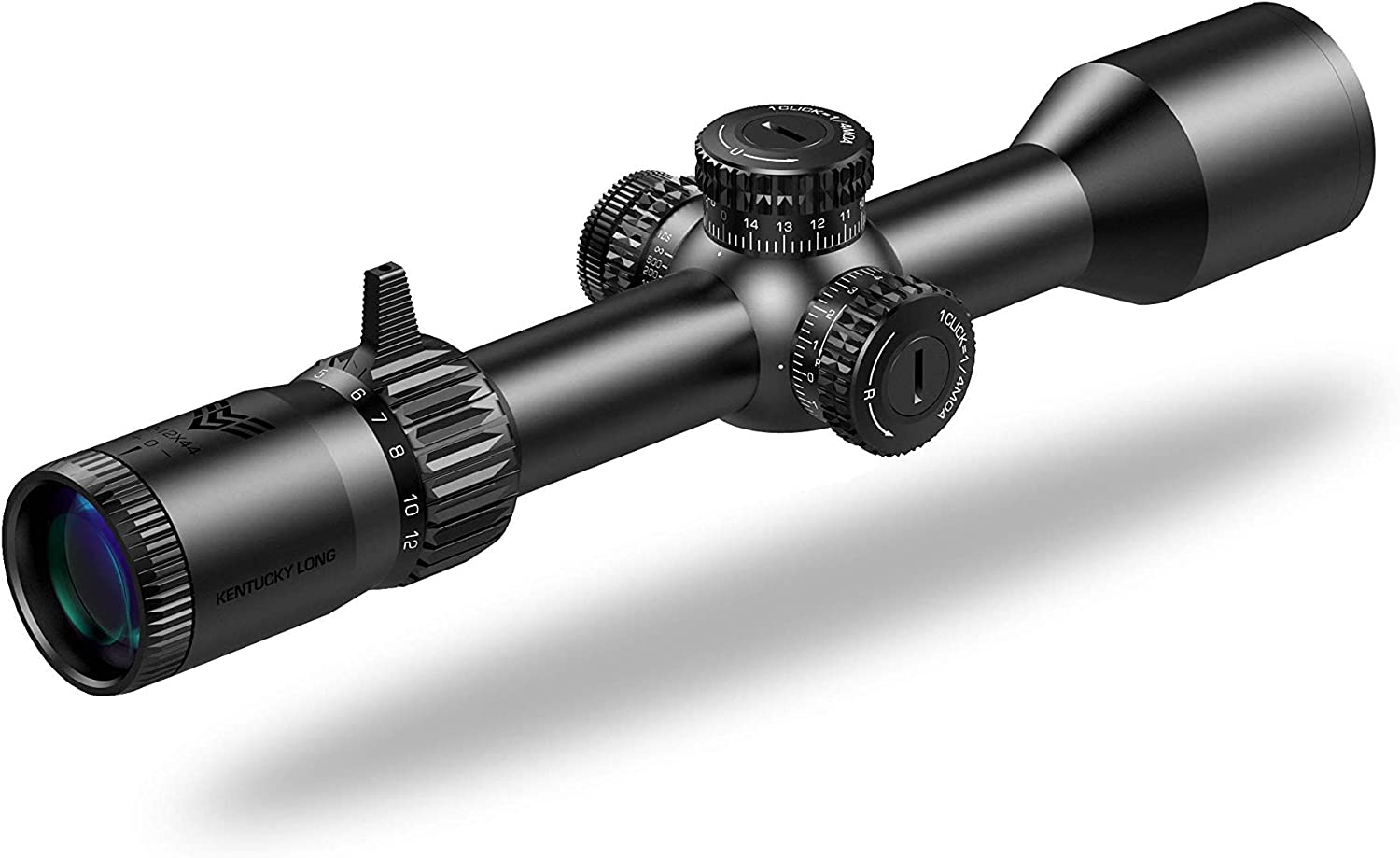 Swampfox Kentucky Tactical Variable Illuminated Scope