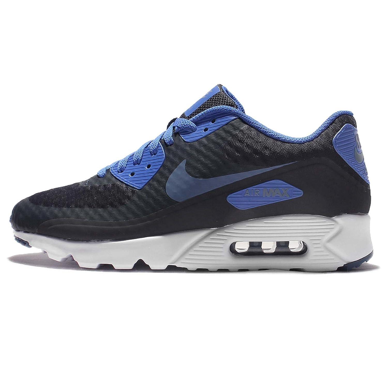 Nike Air Max 90 Ultra Essential (Dark Obsidian Black Hyper Cobalt White)