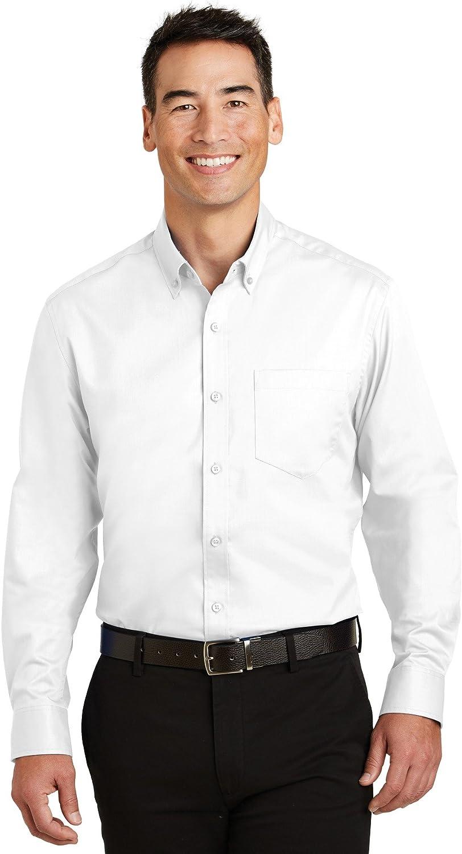 Port Authority SuperPro Twill Shirt S663