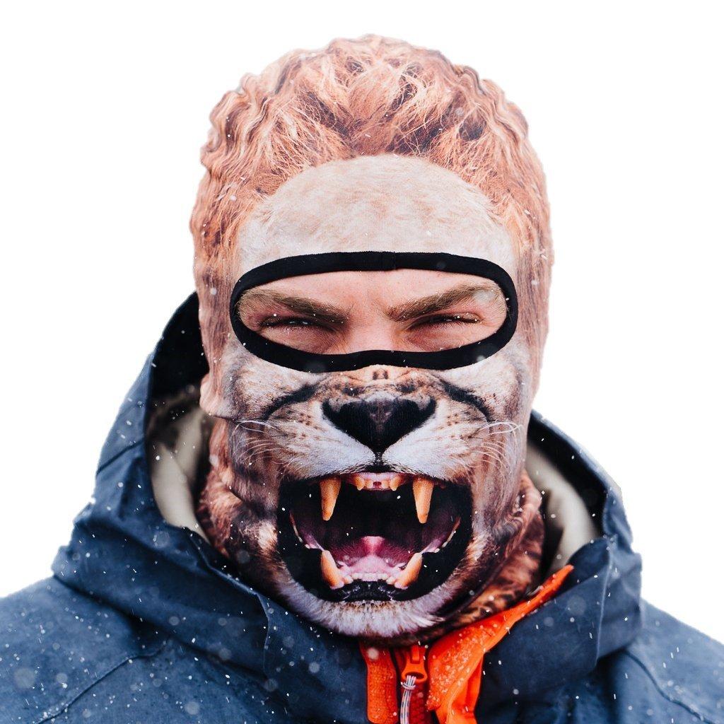 Beardo Balaclava Ski Mask, Lion by Beardo (Image #1)