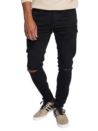 b29b3ecb60 Only & Sons Men Jeans/Skinny Jeans onsWarp Rip Knee: Amazon.co.uk ...
